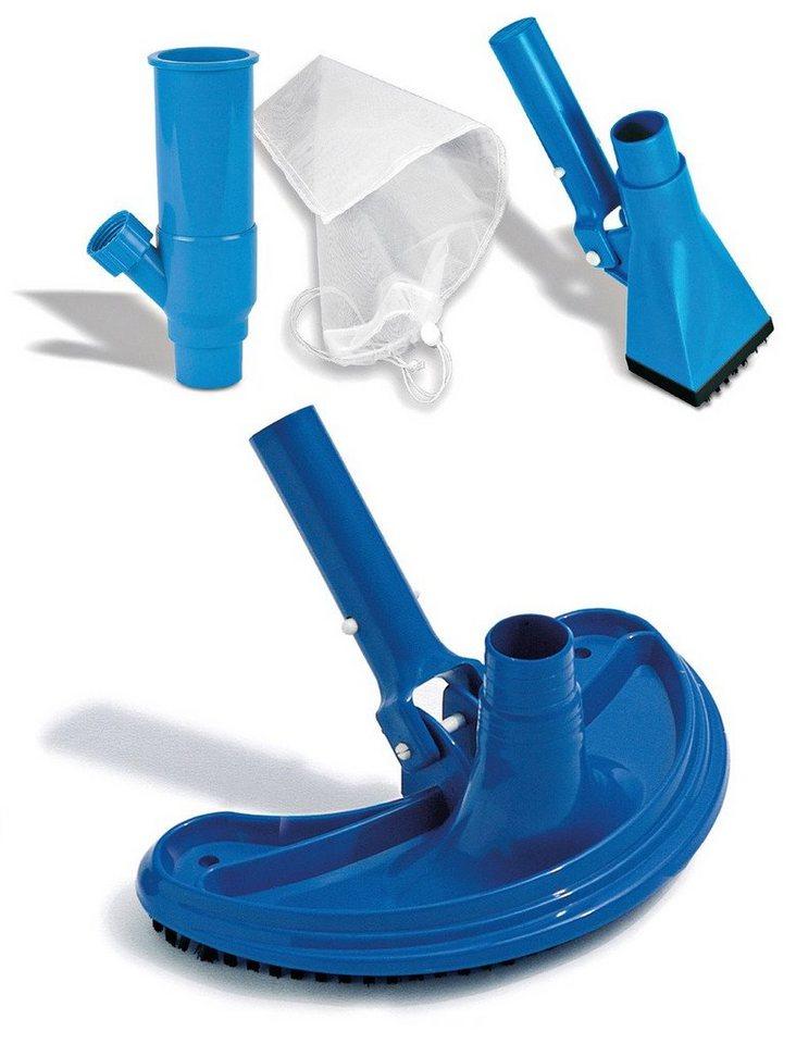 Bodensauger Duo in blau