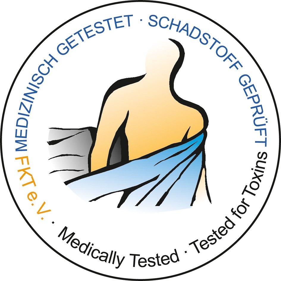 Komfortschaum-Topper, »Wellness-Line«, f.a.n. Frankenstolz