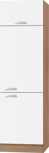 OPTIFIT Kühlumbauschrank »Odense« 60 cm breit, 207 cm hoch, geeignet für Einbaukühlschrank mit Nischenmaß 88 cm