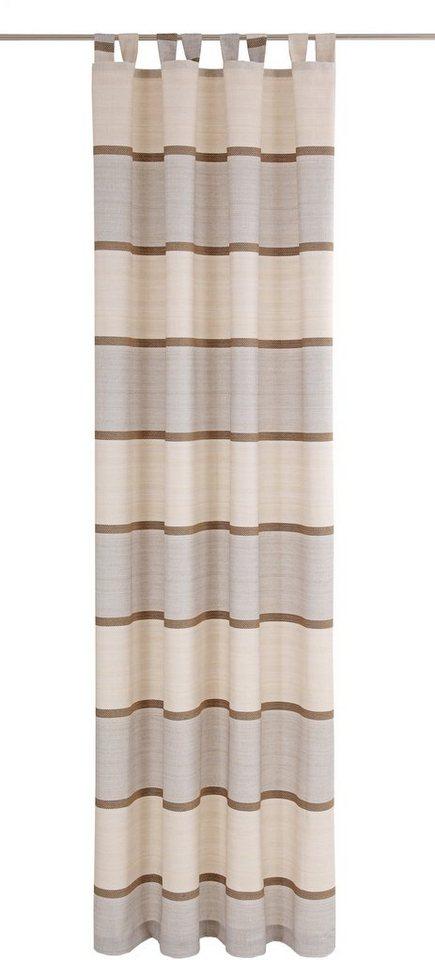 Vorhang, Deko Trends, »Naturo« (1 Stück) H/B: 245/142 cm in natur/beige/braun