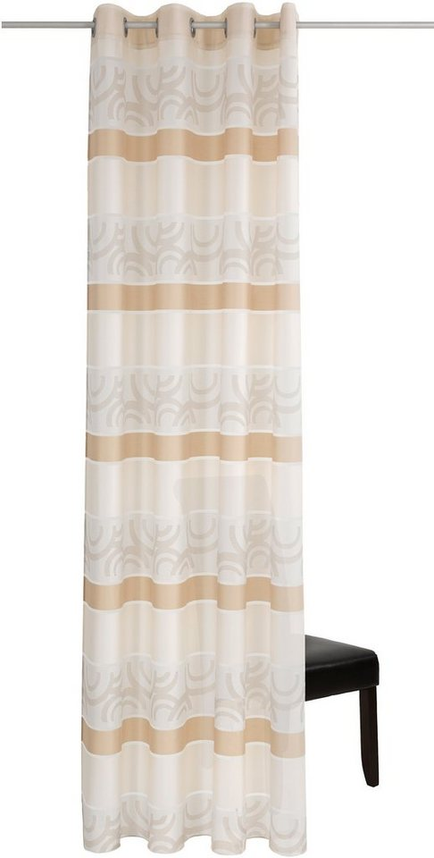 Vorhang, Deko Trends, »Colorado« (1 Stück) in natur/weiss/creme