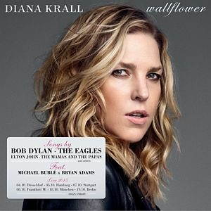 Audio CD »Diana Krall: Wallflower«