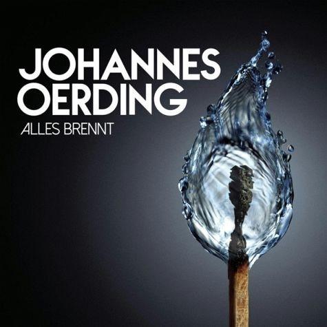 Audio CD »Johannes Oerding: Alles Brennt«