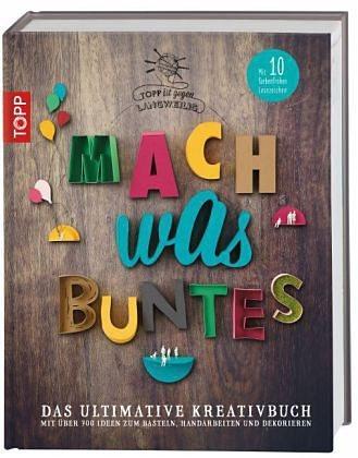 Gebundenes Buch »Mach was Buntes«