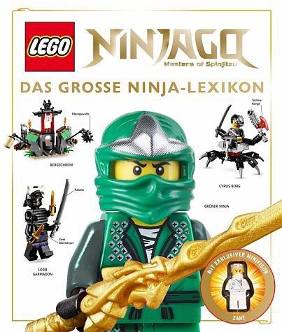 Gebundenes Buch »LEGO® NINJAGO® Das große Ninja-Lexikon«