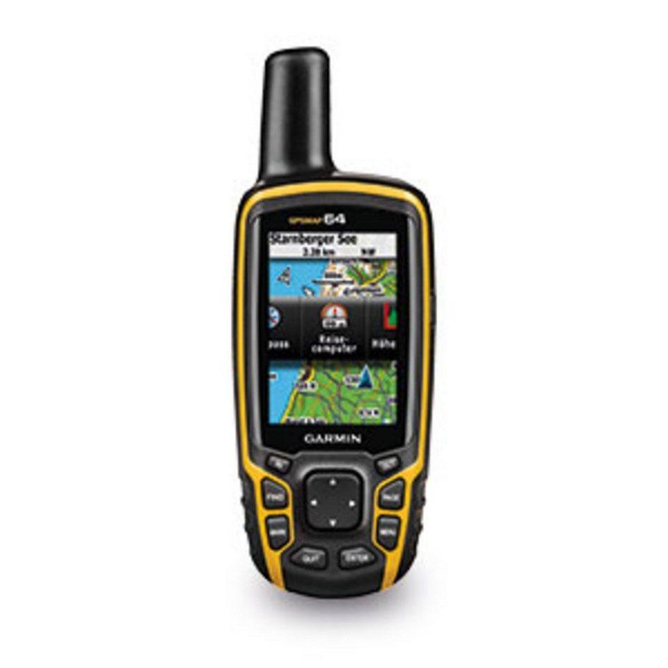 Garmin Geocaching »GPSMAP 64« in Schwarz