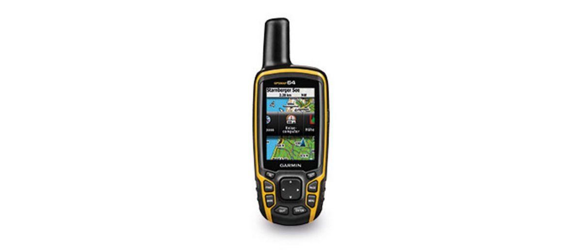 Garmin Geocaching »GPSMAP 64«