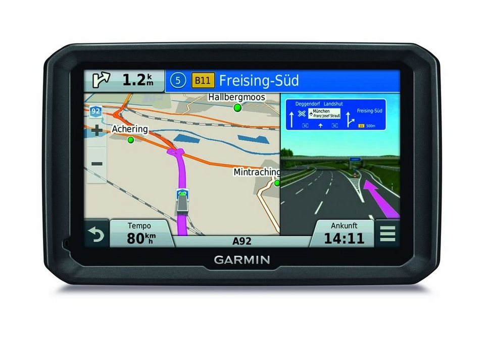 Garmin LKW-Navigationsgerät »dezl 770LMT-D - TRUCK« in Schwarz