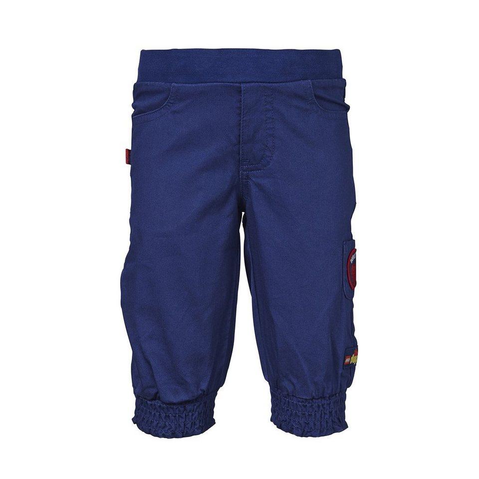 """LEGO Wear Duplo 3/4 Hose Palma """"Love"""" in dunkelblau"""