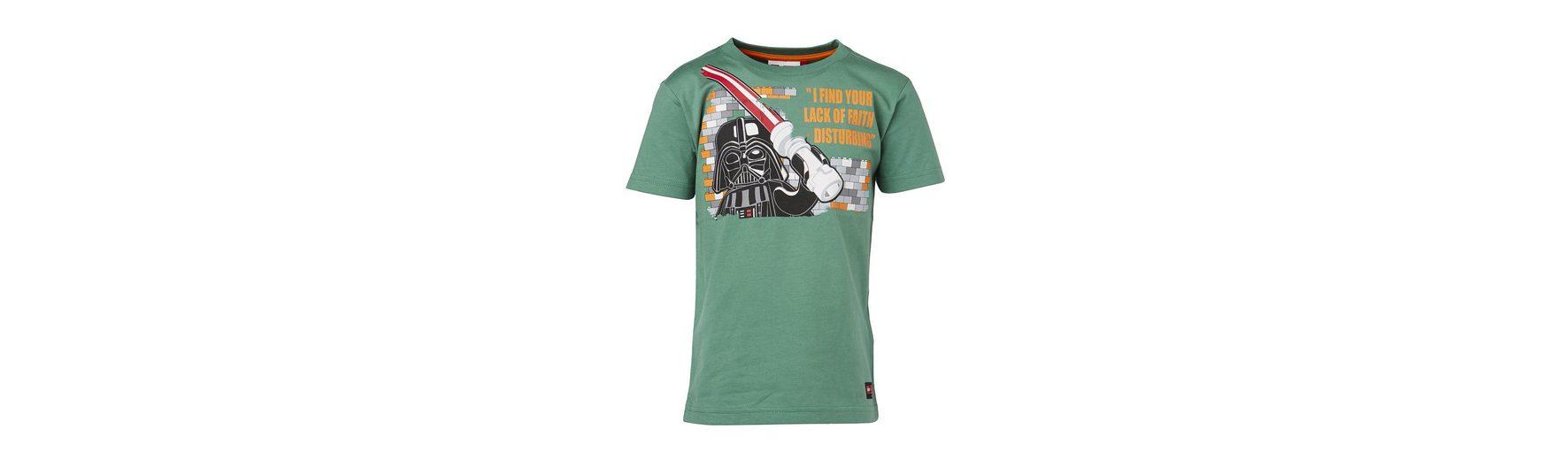"LEGO Wear STAR WARS(TM) Kurzarm-T-Shirt Timmy ""I find your Lack of faith d"