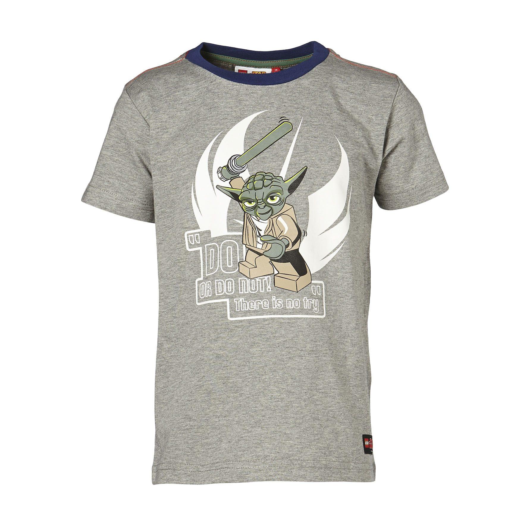 "LEGO Wear STAR WARS(TM) Kurzarm-T-Shirt Timmy ""Do or do not"" Shirt"