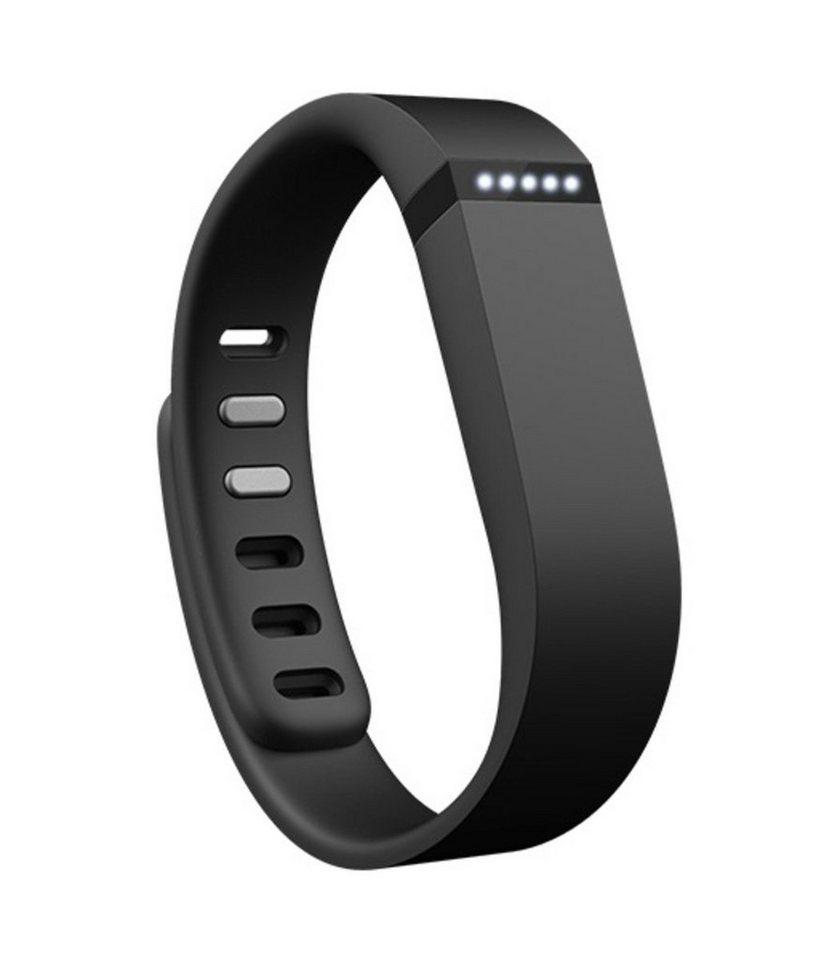 fitbit Activity Tracker »FLEX Aktivitäts- und Schlaf-Armband« in Schwarz
