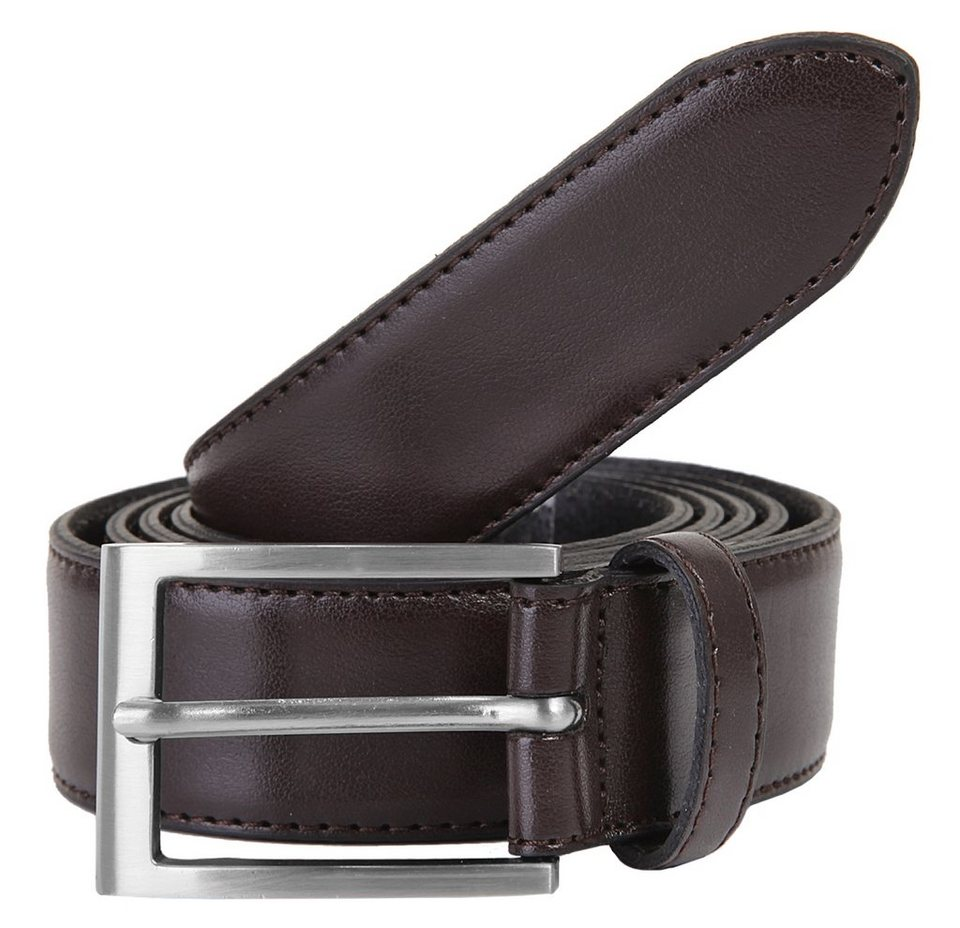 LLOYD Men's Belts Leder Herrengürtel in braun