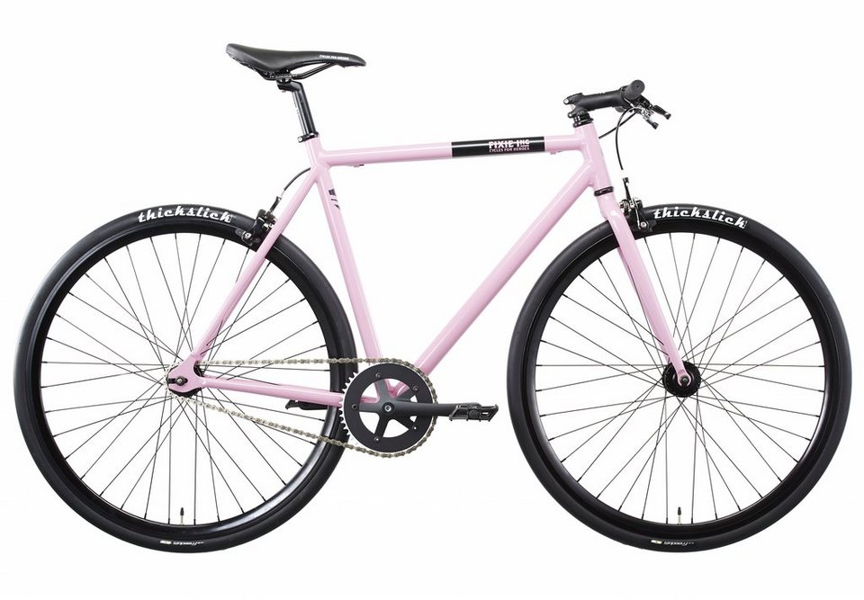 FIXIE Inc. Fahrrad »Floater« in pink