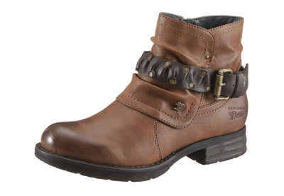 Tom Tailor Stiefelette, im Used-Look Sale Angebote Neu-Seeland