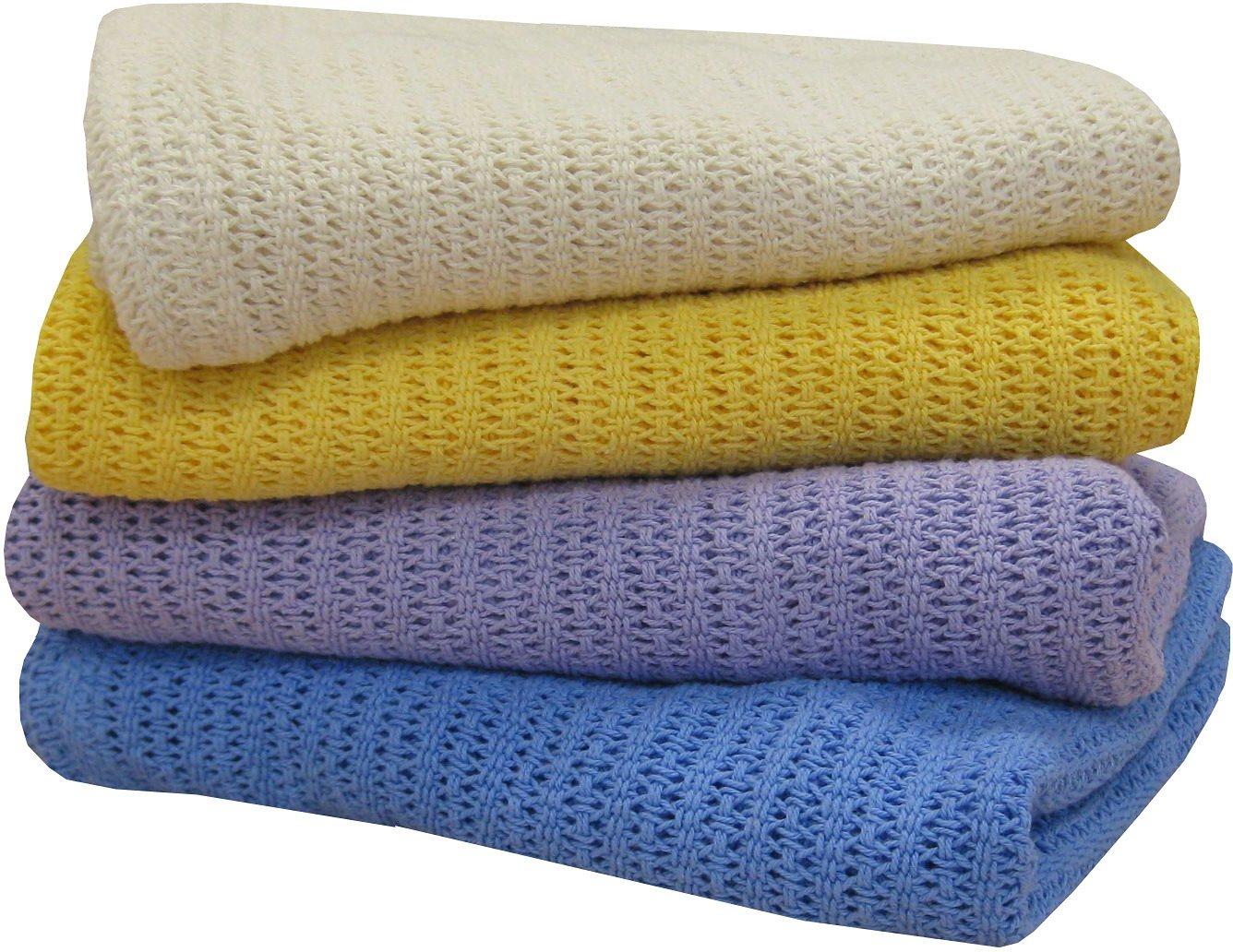 Decke für Babys & Kleinkinder, »Häkeldecke«, Dreams | Kinderzimmer > Textilien für Kinder > Kinderbettwäsche | Lila | Dreams