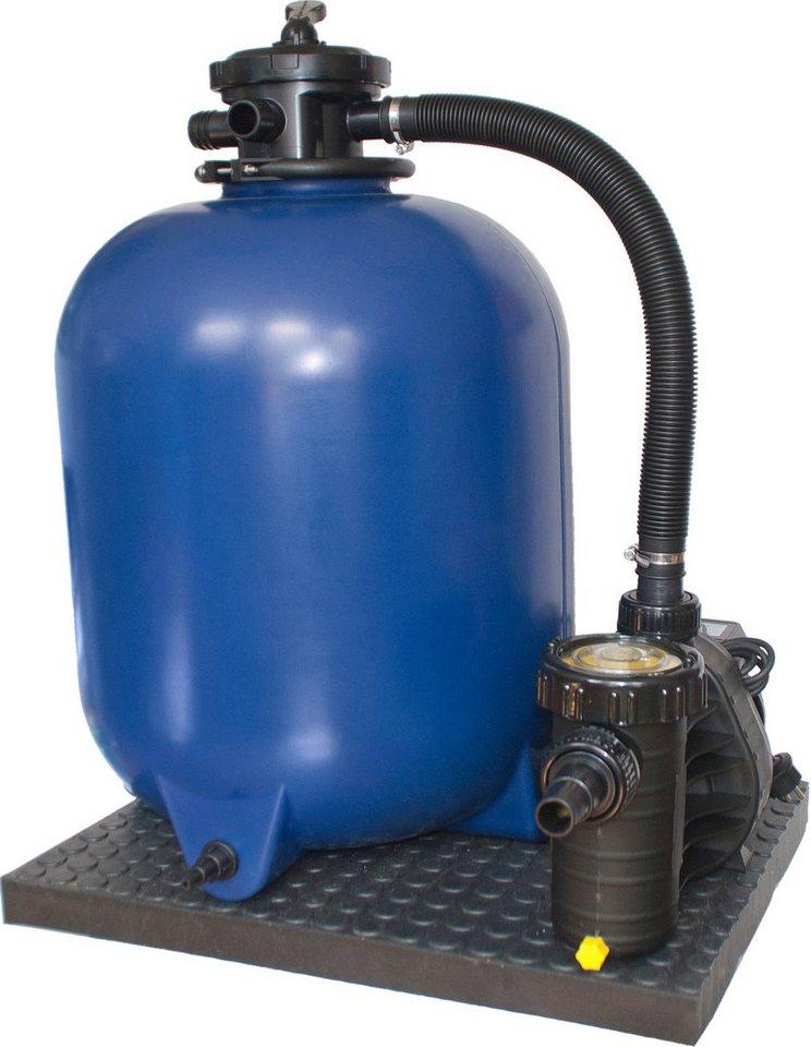 Clear Pool Sandfilteranlage »CP 4008« in blau