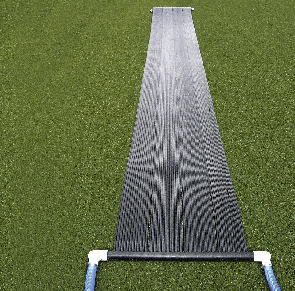 Solarabsorber »Solarabsorber Standard, 1 Matte á 0,61 x 6,10 m « in schwarz
