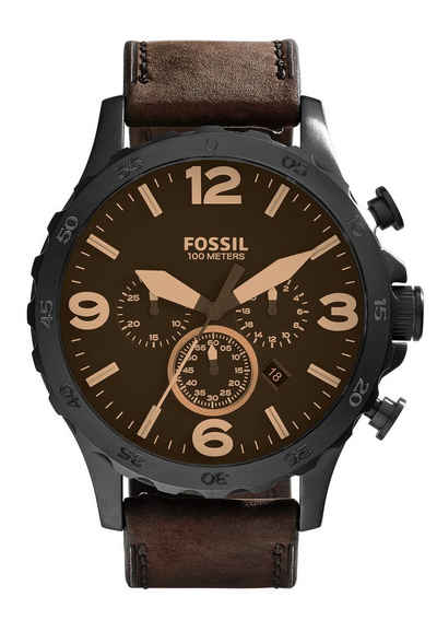 Fossil Chronograph »NATE, JR1487«