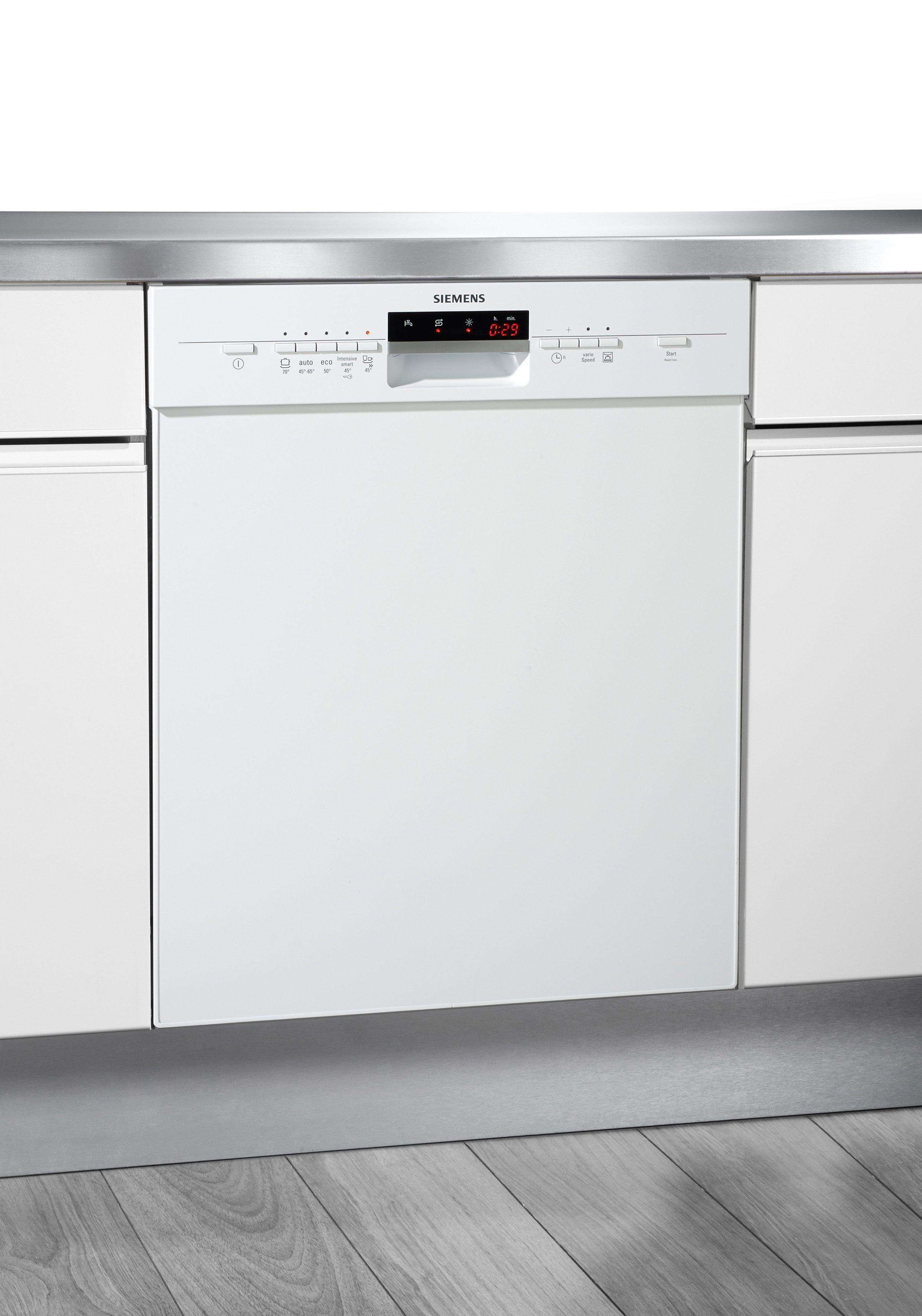 Siemens Unterbau-Geschirrspüler SN35L230EU, A++, 10 Liter, 12 Maßgedecke