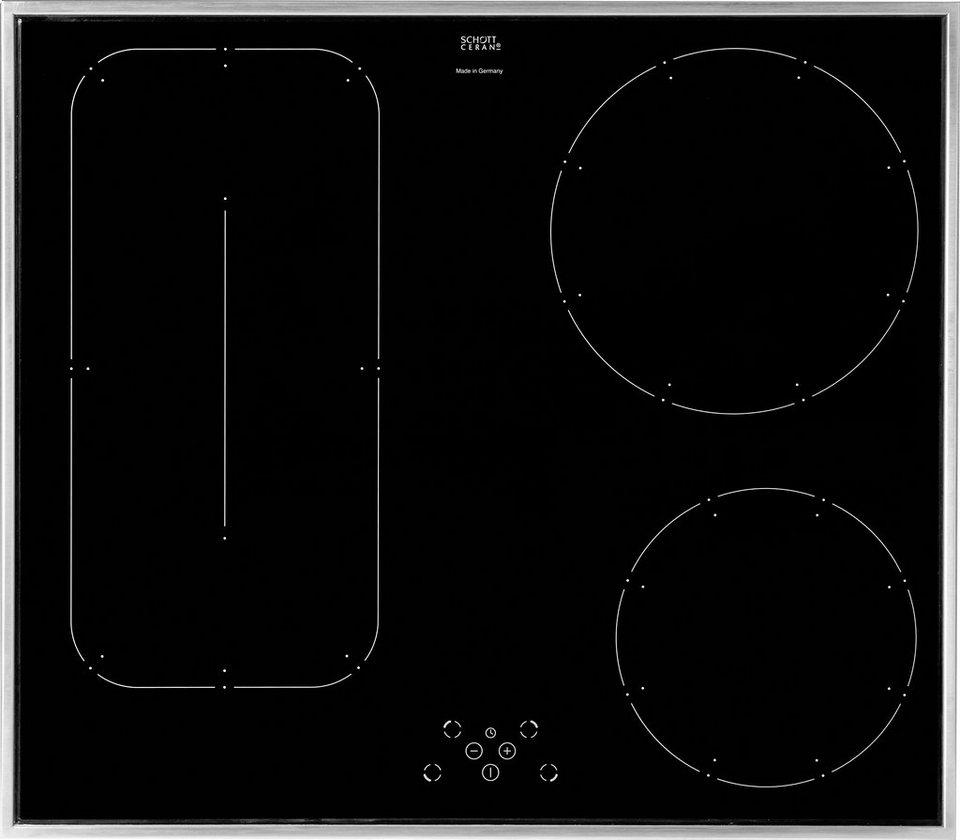 amica induktions kochfeld von schott ceran kmi 13315 e induktions kochfeld von schott ceran. Black Bedroom Furniture Sets. Home Design Ideas