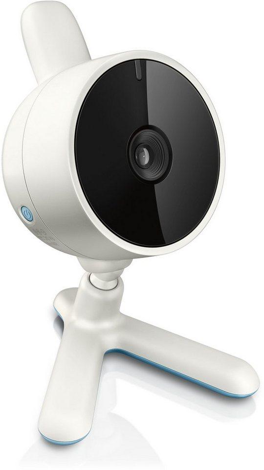 Philips Avent Separate Kamera SCD609/00 (für Video Monitor SCD610/00), weiß/schwarz in weiß/schwarz