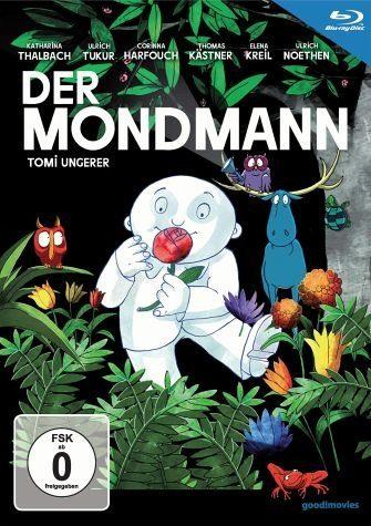 Blu-ray »Der Mondmann«