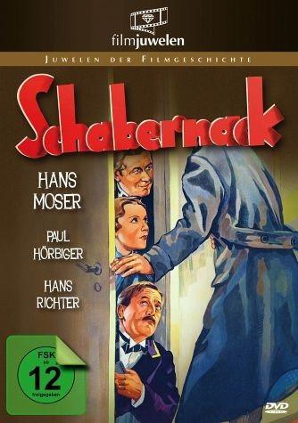 DVD »Schabernack«