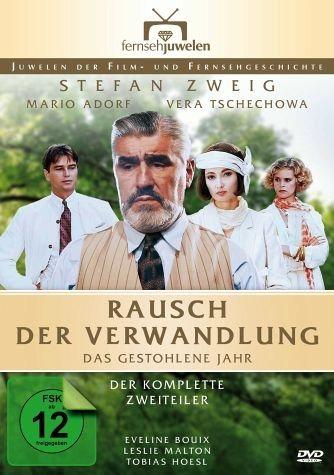 DVD »Rausch der Verwandlung: Das gestohlene Jahr -...«