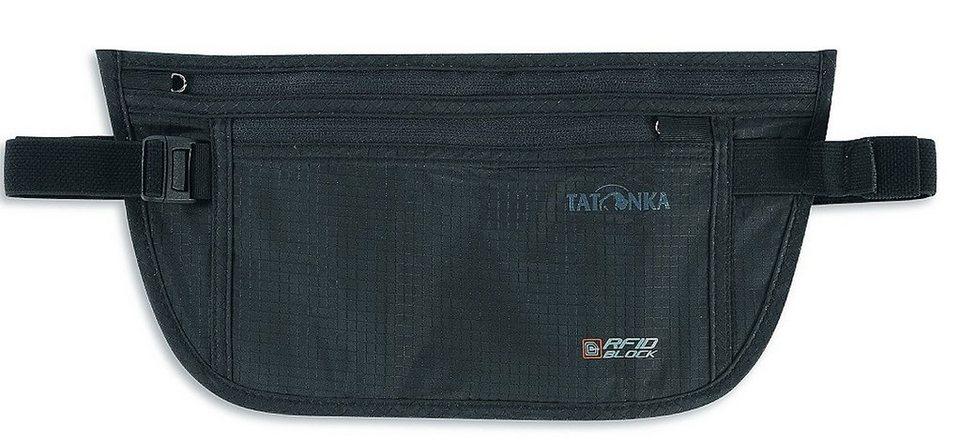 Tatonka Wertsachenaufbewahrung »Skin Moneybelt Int. RFID B« in schwarz