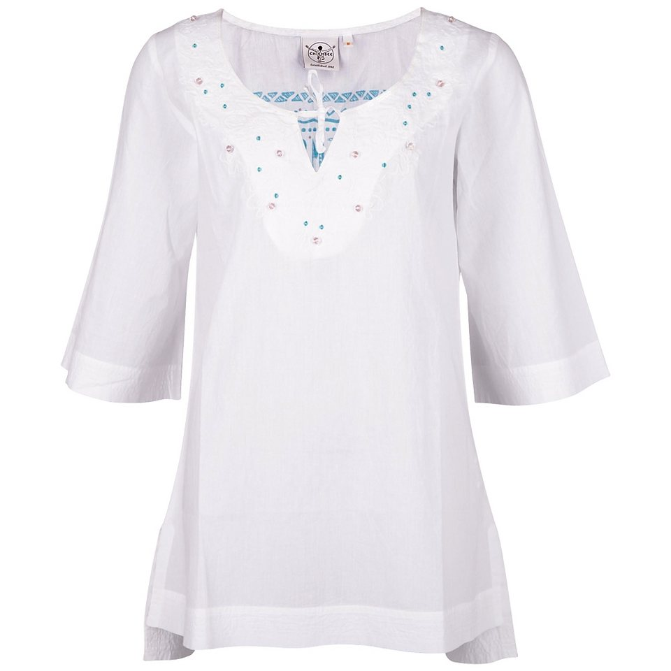 Chiemsee Bluse »IVA« in white