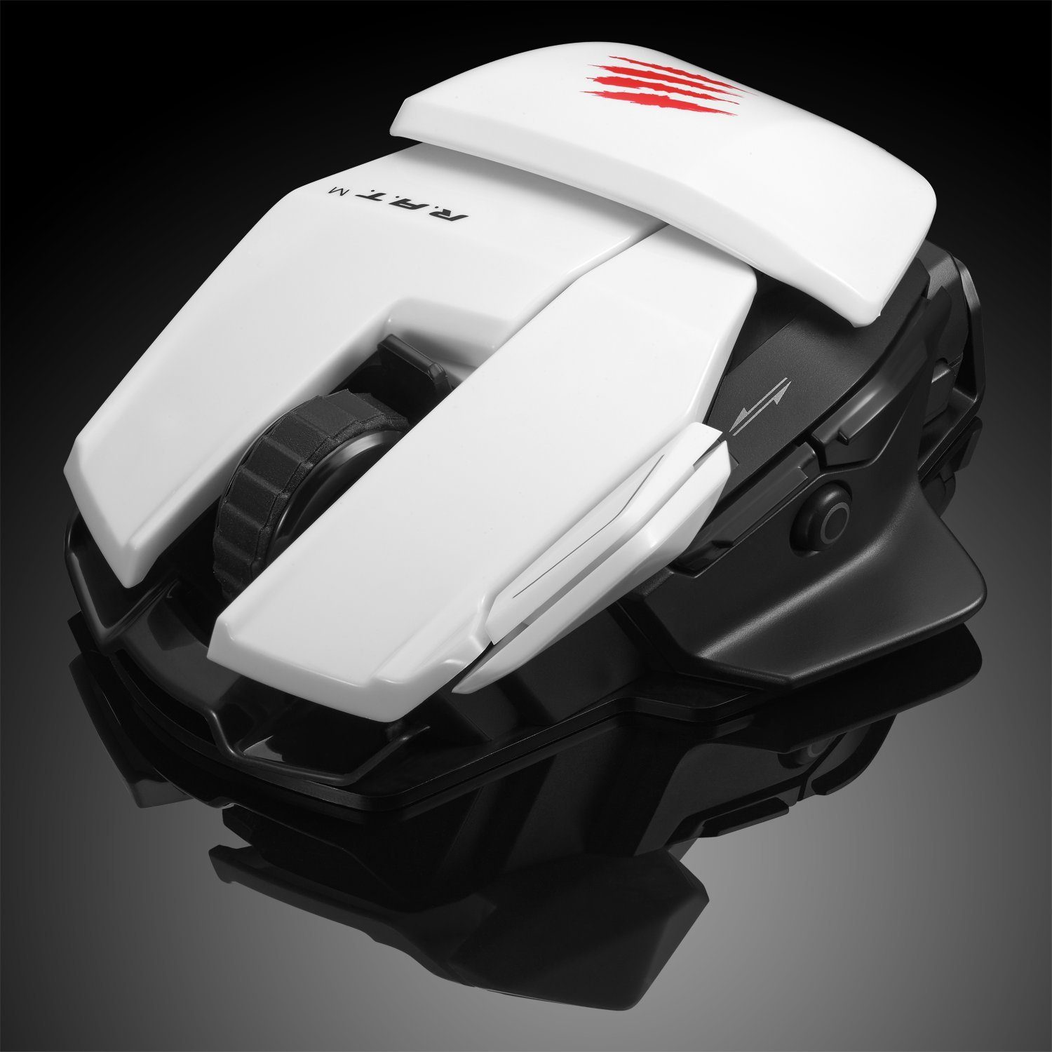 Mad Catz Mouse Office R.A.T.M weiss »(PC Tablet/Smartphone)«