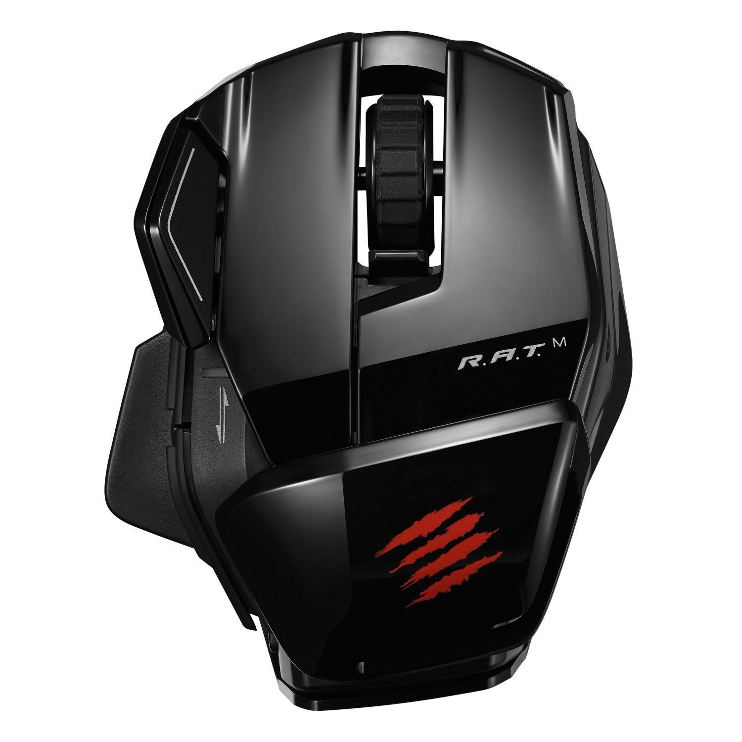 Mad Catz Mouse Office R.A.T.M glänzend schwarz »(PC Tablet/Smartphone)«