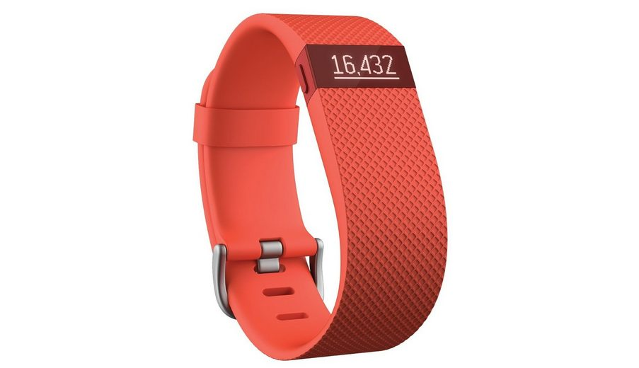 fitbit Activity Tracker »CHARGE HR (L)«