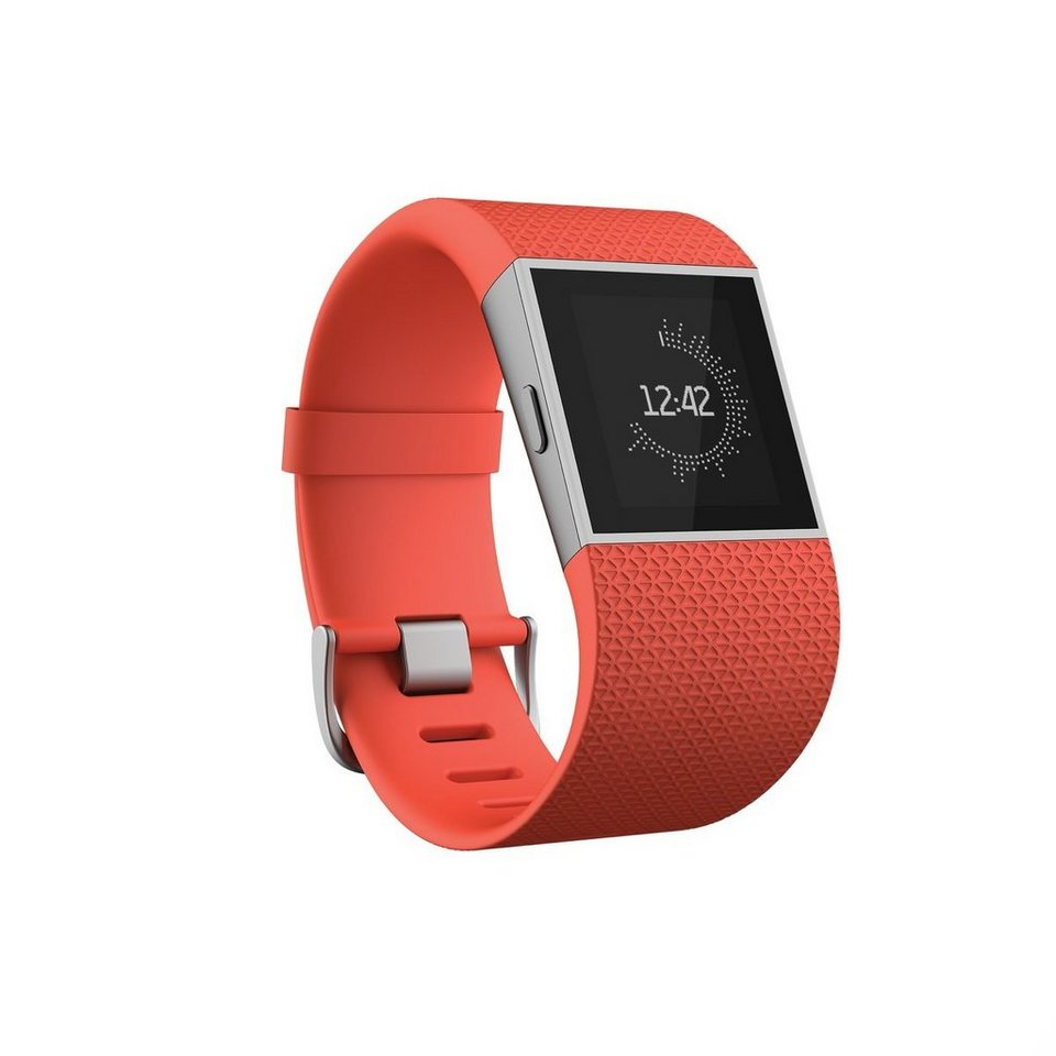 fitbit Activity Tracker »SURGE (S)« in Orange