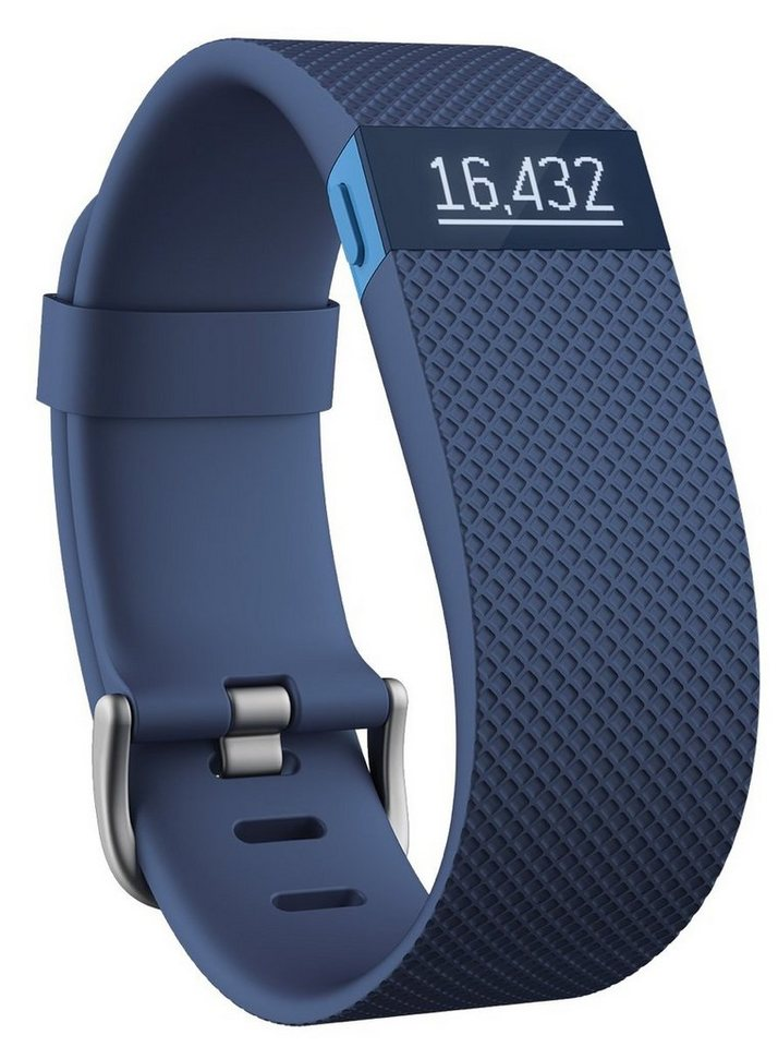fitbit Activity Tracker »CHARGE HR (S)« in Blau