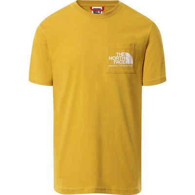 The North Face T-Shirt »BERKELEY« Recyclingmaterial