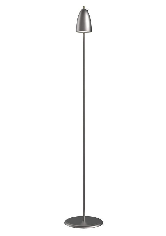 Stehleuchte, LED, Nordlux in stahl gebürstet
