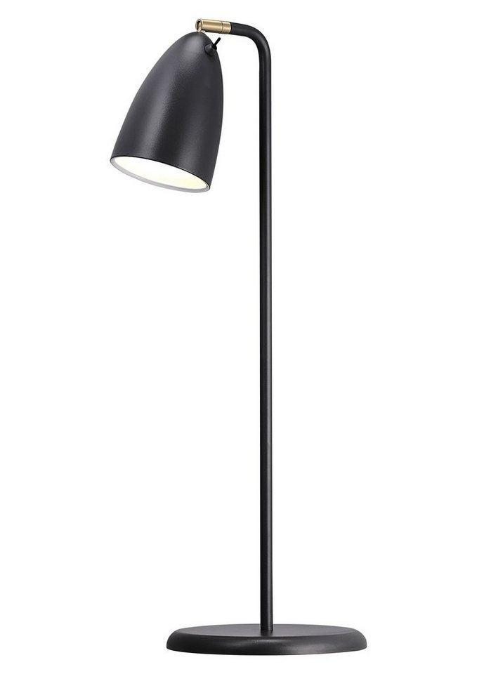 Tischleuchte, LED, Nordlux in schwarz