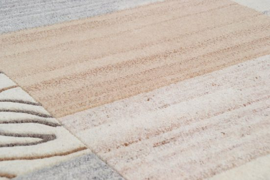 Wollteppich »Nakarta 2«  THEKO  rechteckig  Höhe 16 mm  handgeknüpft