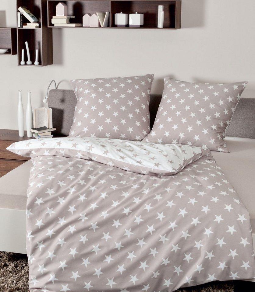 bettw sche janine sterne mit wendeseite otto. Black Bedroom Furniture Sets. Home Design Ideas