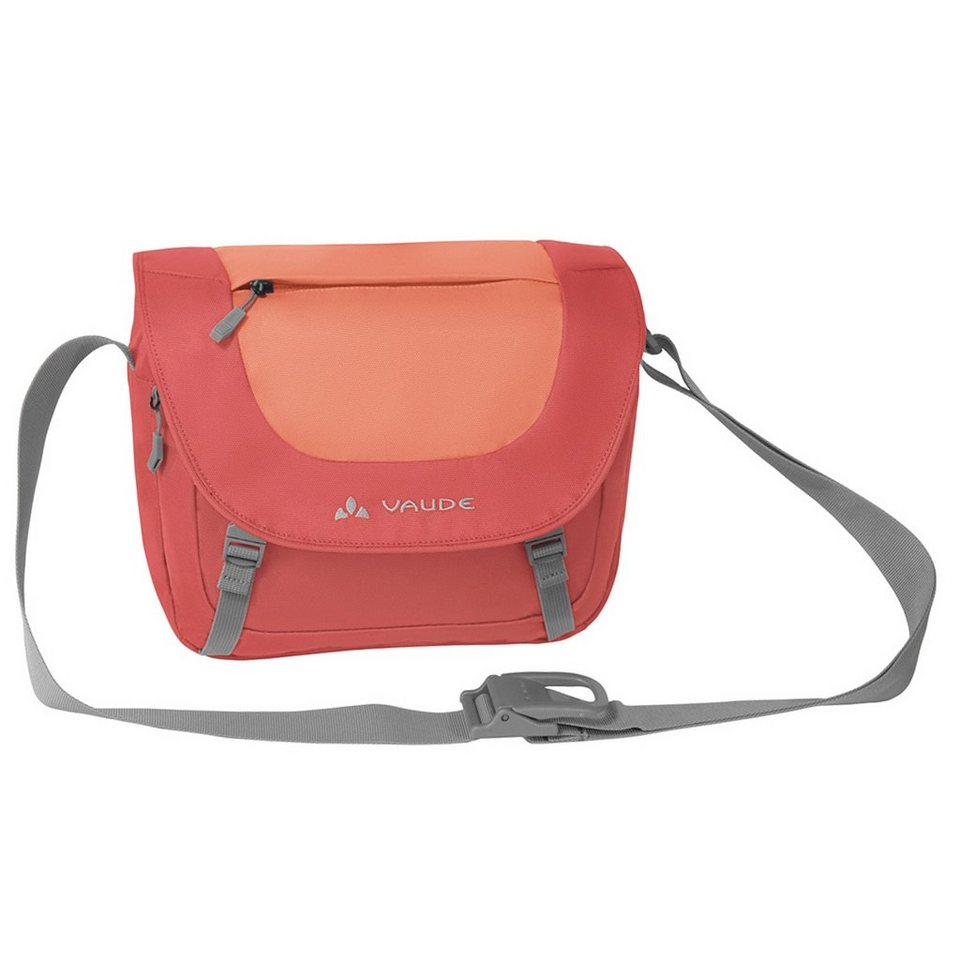 Vaude Olympia Rom S Umhängetasche Messenger 24 cm in flame