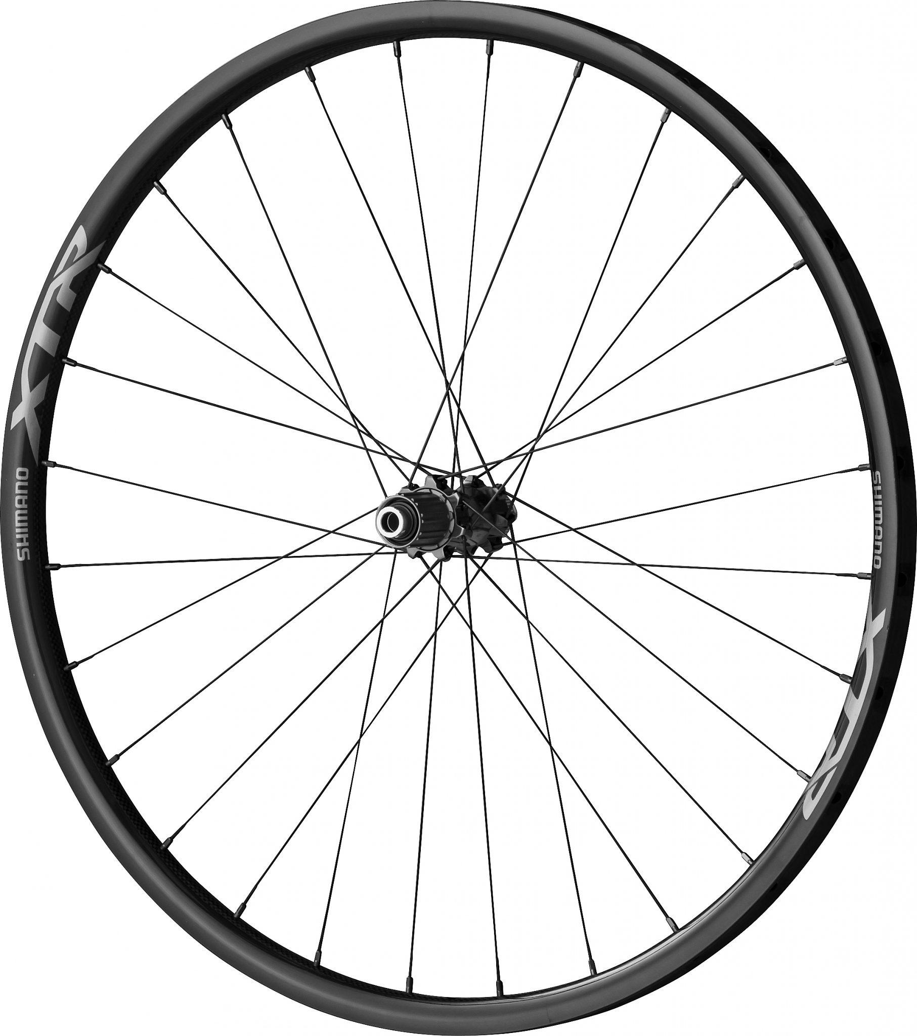"Shimano Laufrad »XTR WH-M9000 Laufradsatz Carbon 29"" CL schwarz«"