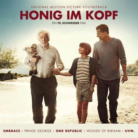 Audio CD »Diverse: Honig Im Kopf/Ost«