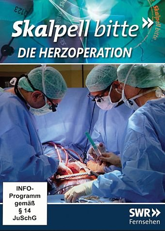 DVD »Skalpell bitte - Die Herzoperation«