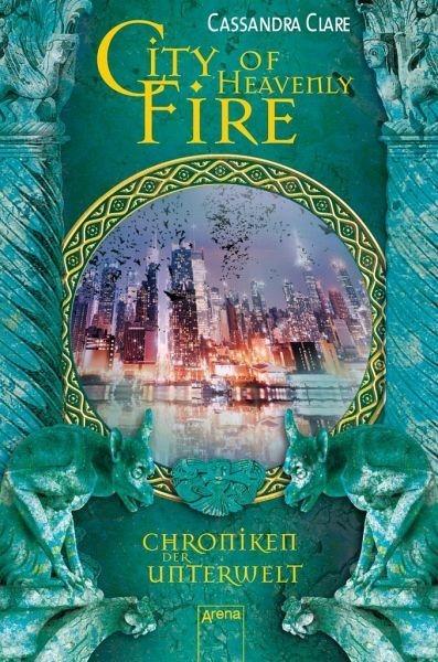 Gebundenes Buch »City of Heavenly Fire / Chroniken der...«