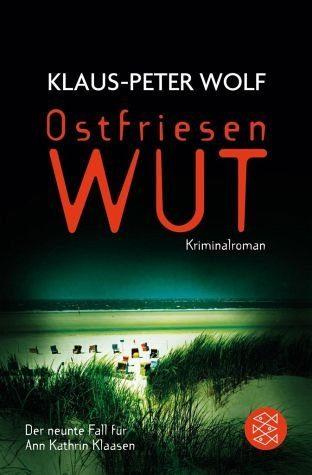 Broschiertes Buch »Ostfriesenwut / Ann Kathrin Klaasen Bd.9«