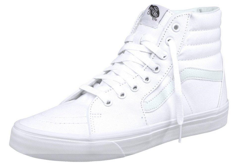 Vans SK8-Hi Sneaker in Weiß
