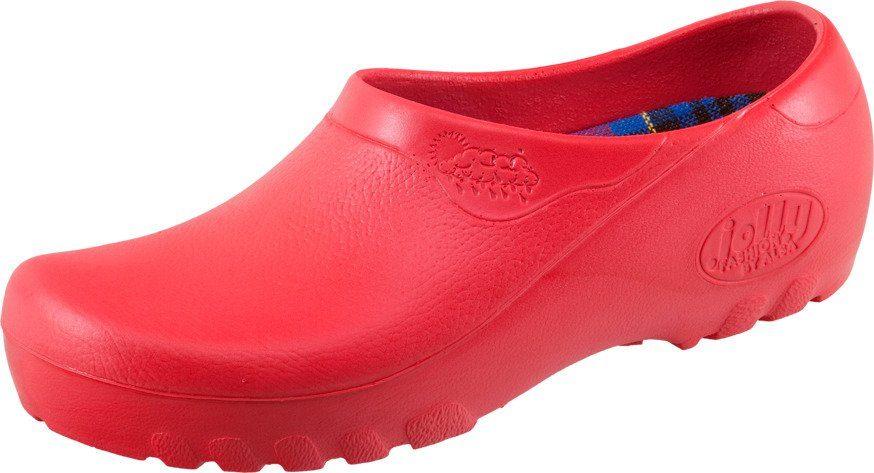 ALSA Clogs Jolly Fashion online kaufen  rot