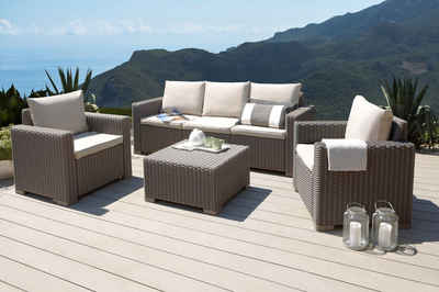 Affordable Best Loungeset Mombasa Tlg Ersofa With Best Gartenmbel. Lovely  Best Gartenmobel Rattan Lounge ...